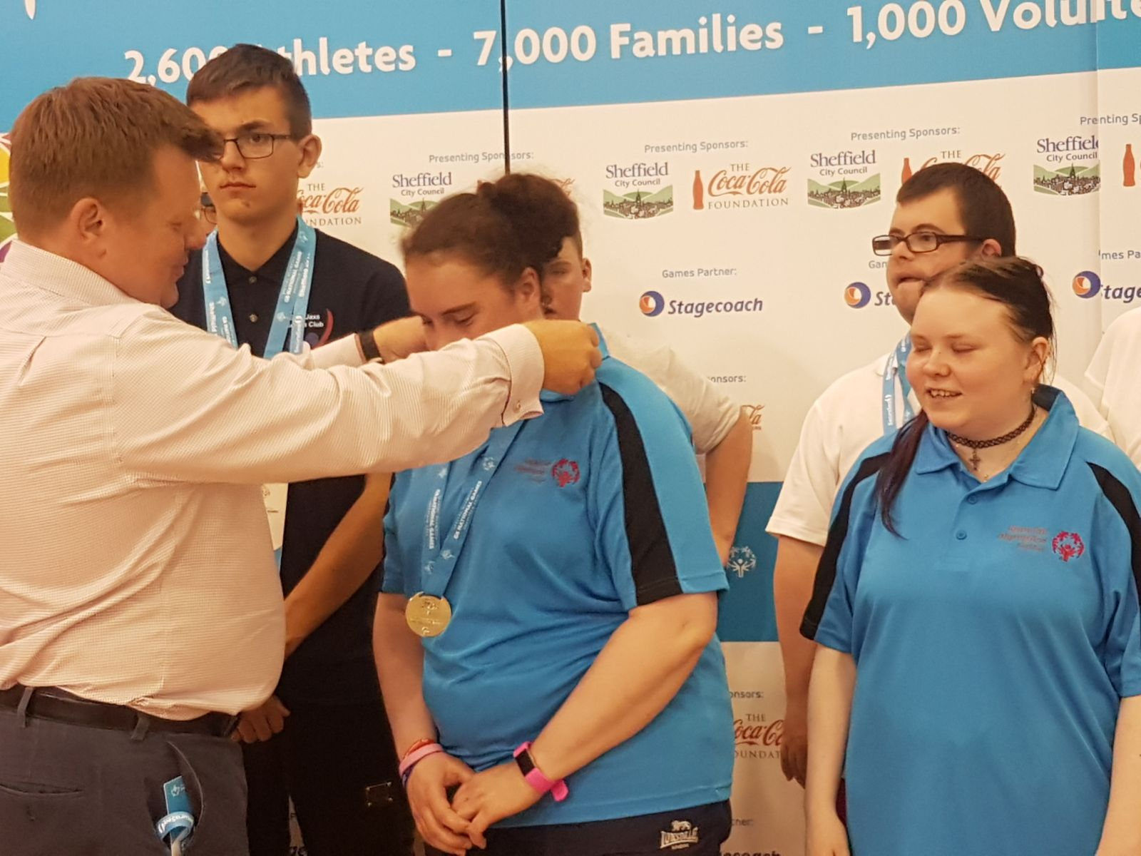 Special Olympics Update