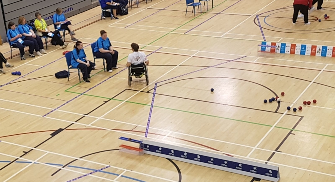 Share Scotland Special Olympics Team